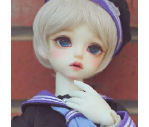 ドール本体 Shale 小天马 男の子 BJD人形 SD人形 1/4サイズ 人形ボディ