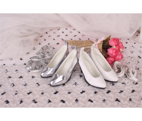 Bjd靴 ドール靴 尖頭ハイヒール 人形靴 1/3 単独で購入できない