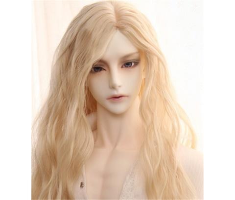 人形ウィッグ BJDウィッグ 吸血鬼 微々巻き髪 1/3 単独で購入できない