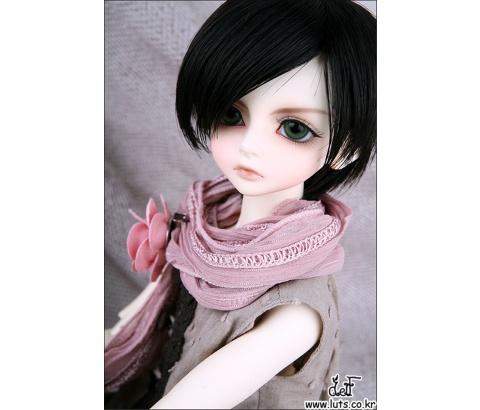 ドール本体 LUTS Kid Delf Boy BORY 男の子 BJD人形 SD人形 1/4
