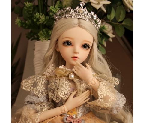 ドール本体 Doris Doll キティ ウエディングドレス BJD人形 SD人形 60センチ