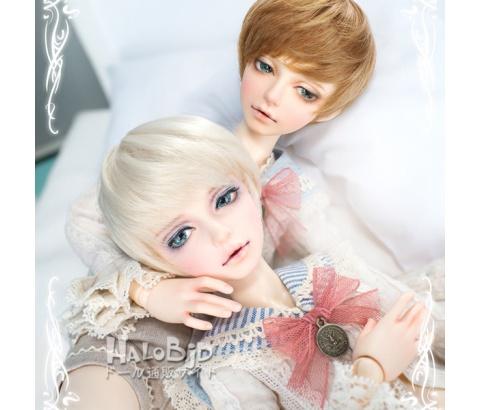 ドール本体 minifee mika 男の子 BJD人形 SD人形 1/4サイズ 人形ボディ