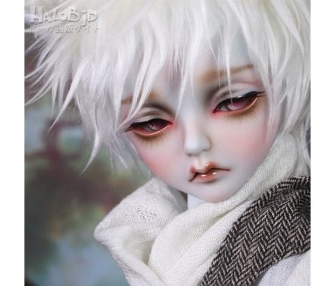 ドール本体 peaks woods pw 白ウサギ FOC LE White Rabbit 男の子 BJD人形 SD人形 1/3サイズ 人形ボディ