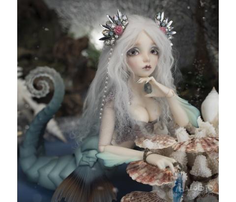 ドール本体 Sia BJD人形 SD人形 1/4サイズ 女の子 人形ボディ