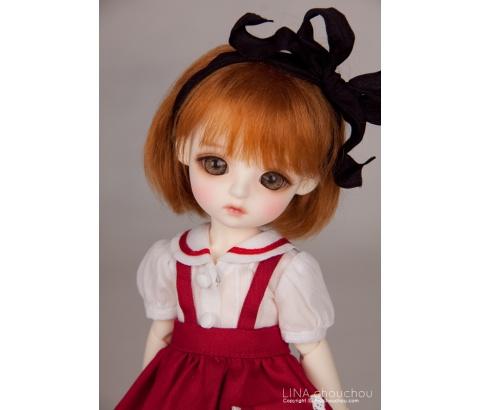 ドール本体 lina daisyドールボディー BJD人形 女の子 SD人形 1/6