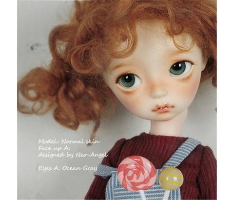 ドール本体 soom imda3.0 Mabelleドールボディー 女の子 BJD人形 SD人形 1/6