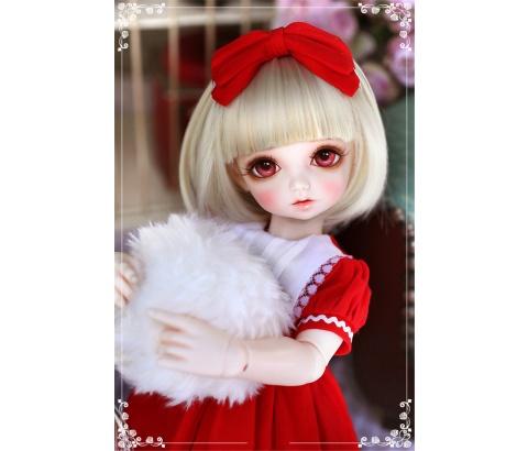 ドール本体 RL Miuドールボディー 巨児 女の子 BJD人形 SD人形 1/4