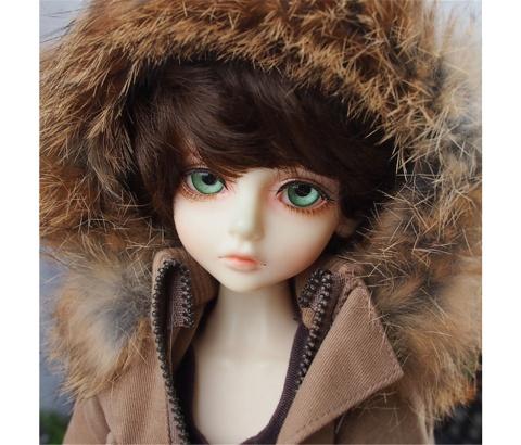 ドール本体 LUTS kid Delf BORY 男の子 BJD人形 SD人形 1/4