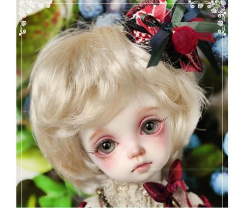 ドール本体 Miu Monday's Child 男の子 BJD人形 SD人形 1/8