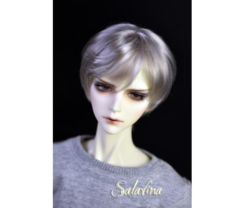 ドール用ウィッグ  人形ウィッグ イケメン 男用 1/3/1/4/1/6サイズ 超柔らかい糸 ショートヘア