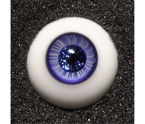 ガラスアイ SD BJD ドール用ガラスアイ 紫水晶 121618mm