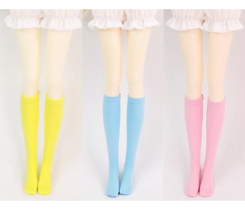 ドール衣装 色靴下 BJD衣装 1/3/1/4サイズ