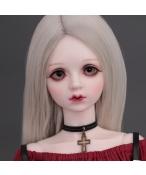 ドール本体 Lana 女子 BJD人形 SD人形 1/3サイズ 人形ボディ
