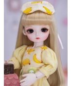 ドール本体 Bitsie 女の子 BJD人形 SD人形 1/6サイズ 人形ボディ