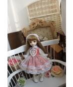 ドール衣装  ワンピース スカート BJD洋服 1/3/1/4/1/6サイズ BJD衣装