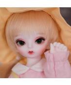 ドール本体 Bunny BJD人形 SD人形 1/6サイズ 人形ボディ