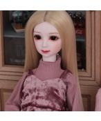 ドール本体 Yan 女の子 BJD人形 SD人形 1/4サイズ 人形ボディ