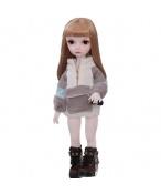 ドール本体 Nicole 女の子 BJD人形 SD人形 1/6サイズ 人形ボディ