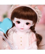 ドール本体 Cream 女の子 BJD人形 SD人形 1/6サイズ 人形ボディ