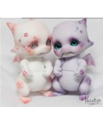 ドール本体 Aileen Dangon BJD人形 SD人形 ドラゴン ペット 1/8サイズ人形ボディ