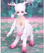 ドール本体 Andes&Tona BJD人形 SD人形 馬 女の子 1/6サイズ人形ボディ
