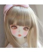 ドール本体 Chicabi Kanaria 巨児 BJD人形 SD人形 女の子 1/4サイズ人形ボディ