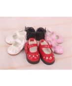 Bjd靴 ドール靴 蝶結び 革靴 人形靴 1/6 単独で購入できない