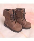 Bjd靴 ドール靴 ブラウン 短靴 人形靴 1/4 単独で購入できない