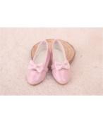 Bjd靴 ドール靴 蝶結び ピンク 人形靴 1/4 単独で購入できない