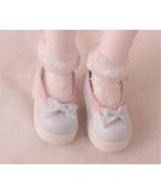 Bjd靴 ドール靴 清新風ハイヒール 人形靴 1/4 単独で購入できない