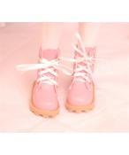 Bjd靴 ドール靴 ピンク 短靴 人形靴 1/4 単独で購入できない