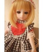 ドール衣装 BB uri スカート BJD衣装 1/3 1/4 1/6 サイズが注文できる
