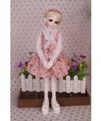ドール衣装 花柄スカート レース洋服 BJD衣装 1/3 1/4 1/6 1/8 サイズが注文できる