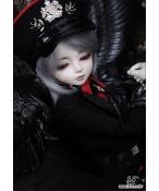 ドール本体 THE YOUTH IN DARK WARRIORS BORY 男の子 BJD人形 SD人形 1/4
