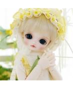 ドール本体 Snow Skin Fullset Soda-Girl 女の子 BJD人形 SD人形 1/6