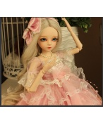 ドール本体 Doris Doll ウエディングドレス プリンセスセット BJD人形 SD人形 60cm