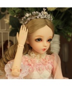 ドール本体 Doris Doll ウエディングドレス プリンセスセット BJD人形 SD人形 60センチ