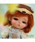 ドール本体 lati yellowG.B mystic 女の子 BJD人形 SD人形 1/8サイズ 人形ボディ