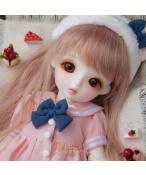 ドール本体 Lina baby Miu 女の子 BJD人形 SD人形 1/6サイズ 人形ボディ