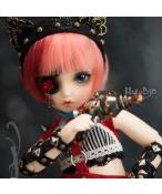 ドール本体 littlefee mio 女の子 BJD人形 SD人形 1/6サイズ 人形ボディ