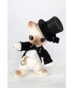 ドール本体 Mocka ネコ ペット BJD人形 SD人形 1/12サイズ 人形ボディ