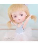 ドール本体 Secretdoll Mong 女の子 BJD人形 SD人形 1/8サイズ 人形ボディ