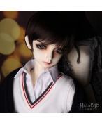 ドール本体 Senior65 Delf bory 男の子 BJD人形 SD人形 1/3サイズ 人形ボディ
