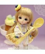 ドール本体 Lati yellow S.belle 女の子 BJD人形 SD人形 1/8サイズ 人形ボディ