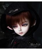 ドール本体 LUTS 妖の頭 bory 男の子 BJD人形 SD人形 1/4サイズ 人形ボディ