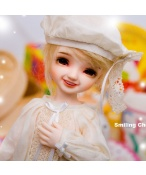 ドール本体 cherry 女の子 BJD人形 SD人形 1/6サイズ 人形ボディ