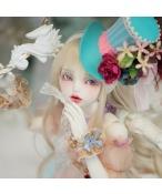 ドール本体 FairyLine Lucywen 精霊 女の子 BJD人形 SD人形 1/4サイズ 人形ボディ