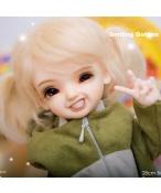 ドール本体 KIWI キウイフルーツ 女の子 BJD人形 SD人形 1/6サイズ 人形ボディ