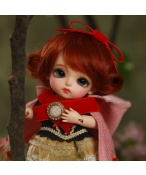 ドール本体 Lati Sophie 女の子 BJD人形 SD人形 1/8サイズ 人形ボディ