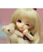 ドール本体 latidoll yellow luna 女の子 BJD人形 SD人形 1/8サイズ 人形ボディ